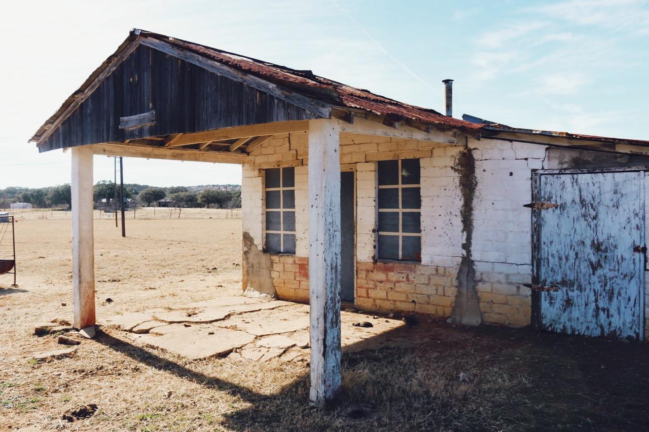 Deserted Texas
